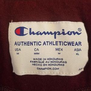 Champion Tops - Champion embroidered applique sweatshirt M
